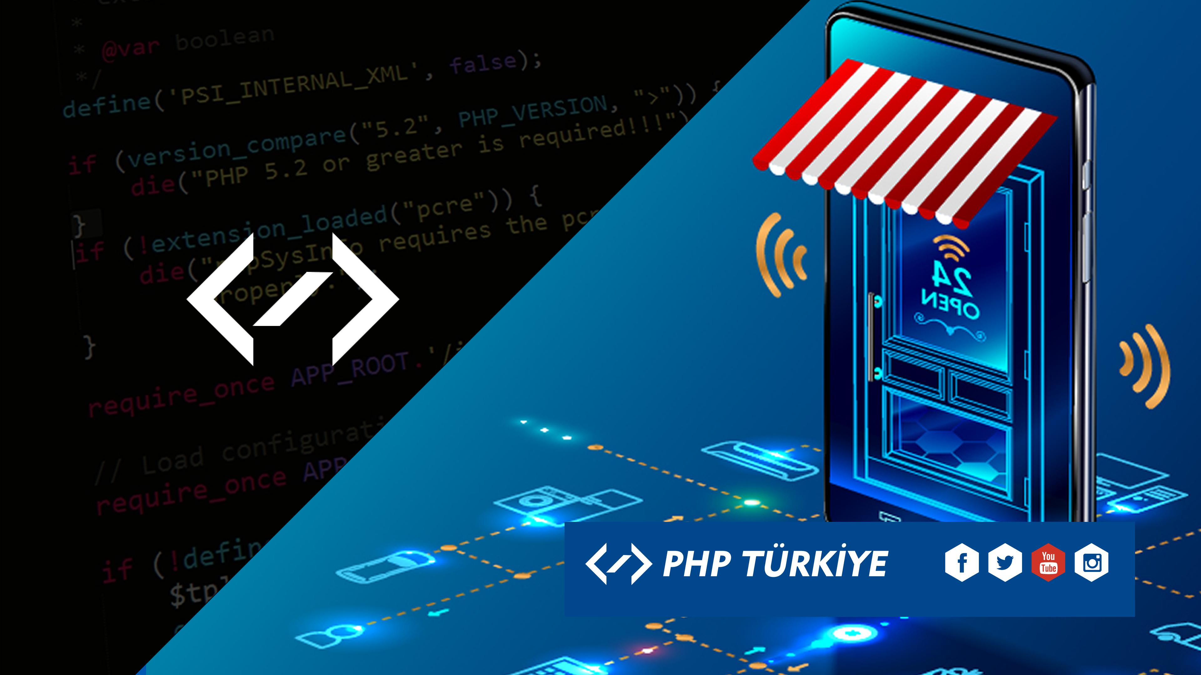 PHP İle E-Ticaret Eğitimleri